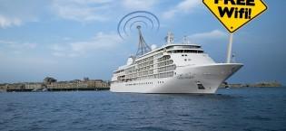 Silver sea free wifi