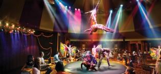 BREAKAWAY-Cirque Spiegeltent 1