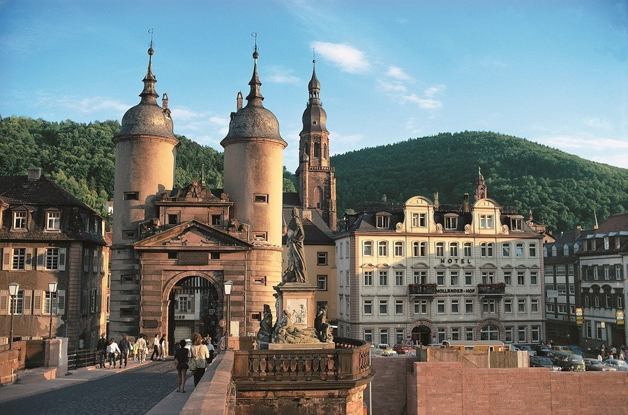 Heidelberg Turret Gateway