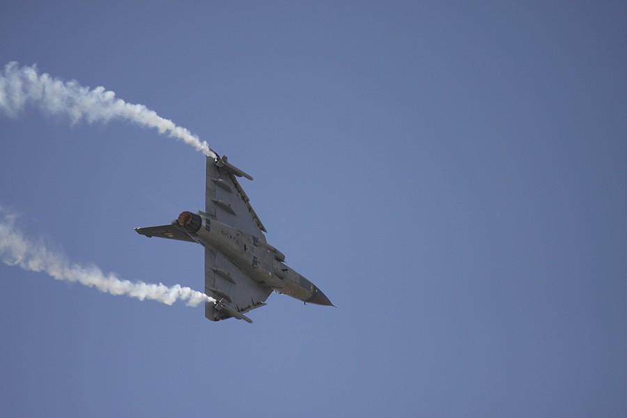 MIG Fighter Jet