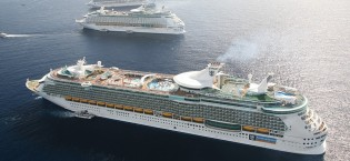 Royal Caribbean fleet