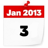 03rd Jan 2013