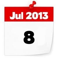 08th July 2013