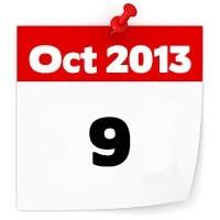 09th Oct 2013