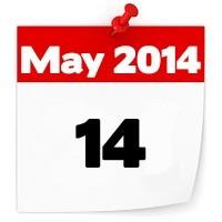14th May 2014