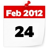 24th Feb 2012