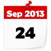 24th Sep 2013
