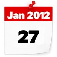 27 jan 2012