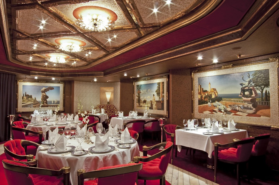 Holland America Pinnacle Grill