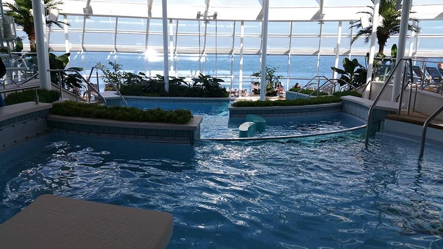 Poshest Cruise Ship