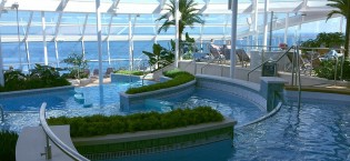 Anthem of the seas solarium