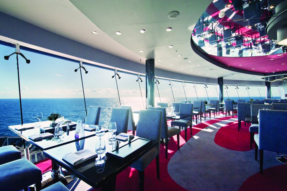 MSC Galaxy Restaurant