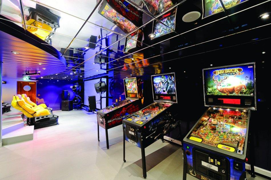 MSC Video Arcade