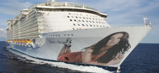 Megan Fox to be cruise ship godmother