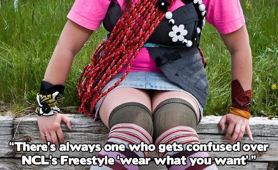 NCL dress code