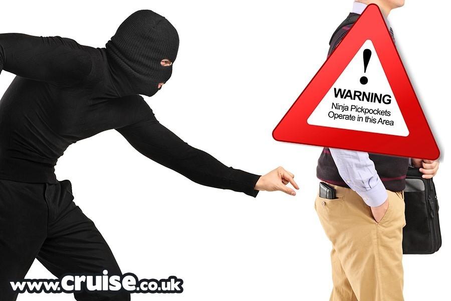 Ninja pickpocket