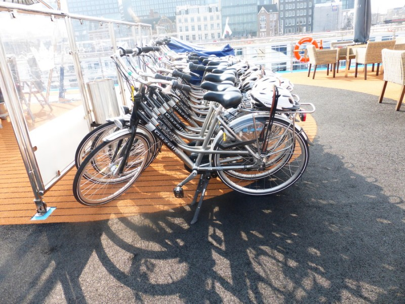 bicycles to hire