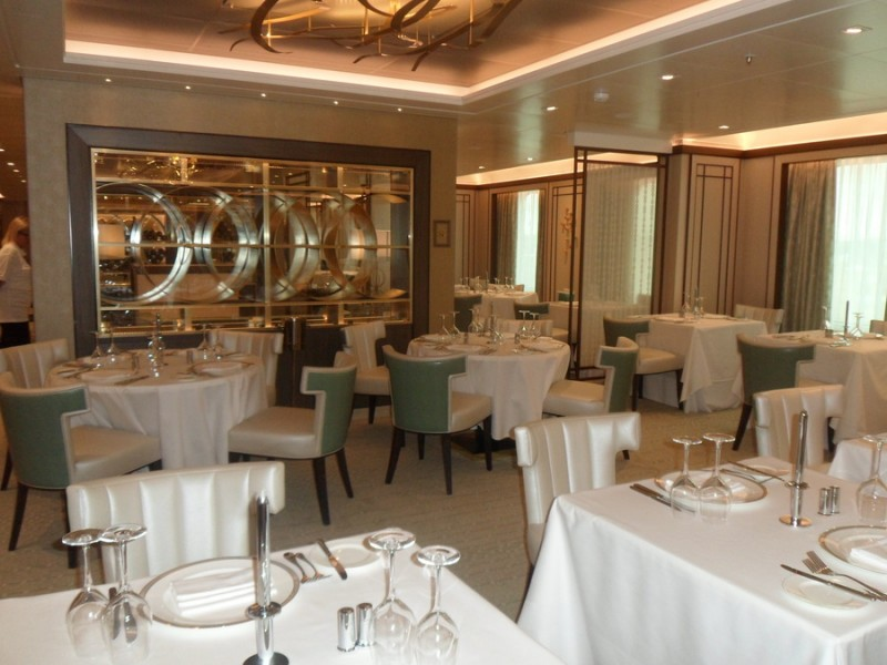 The Epicurean restaurant