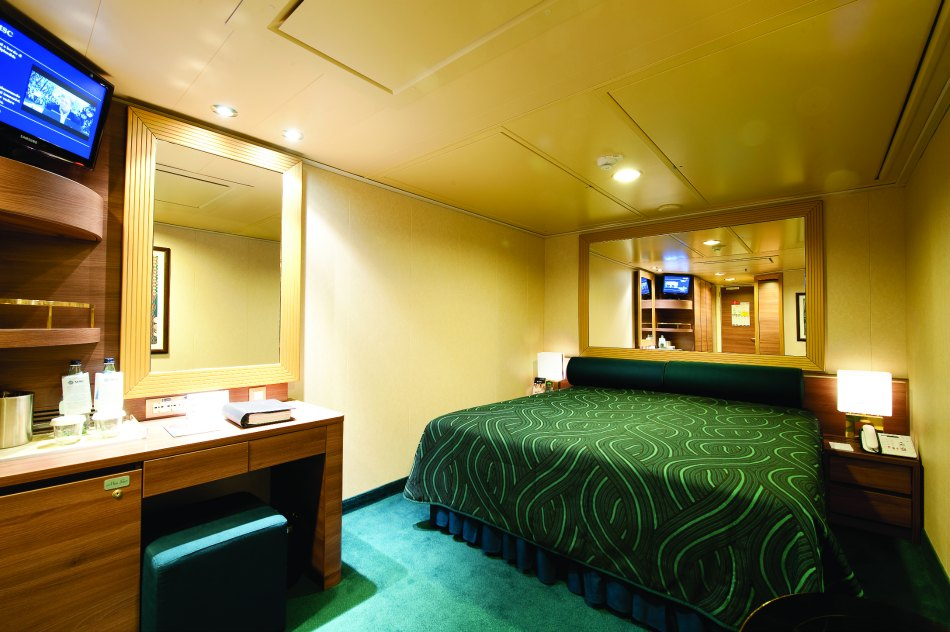 MSC Inside Cabin