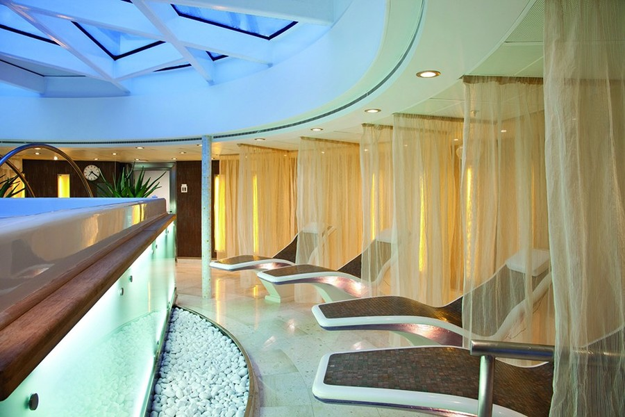 Seabourn spa