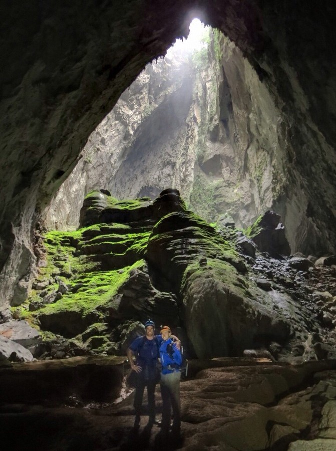 Son Doong Skylight