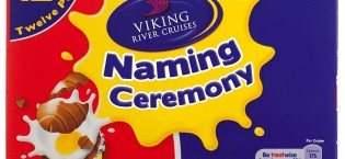 Viking naming ceremony