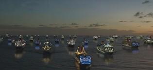 Carnival fleet