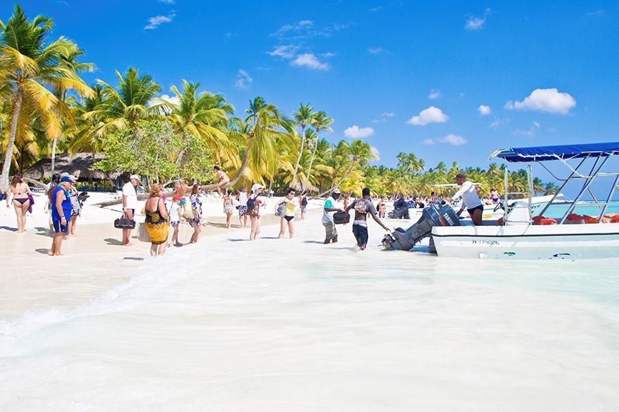Caribbean shore excursion