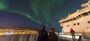 Free Hurtigruten Cruise