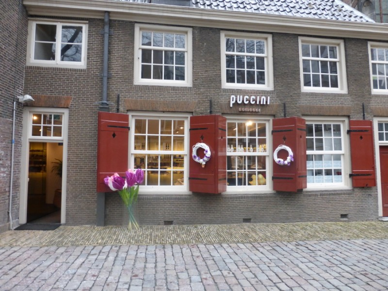 Dutch Chocolate Shops