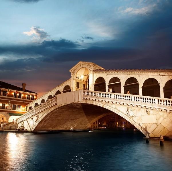 Venice bridge