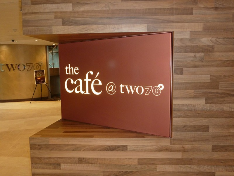 cafe two70
