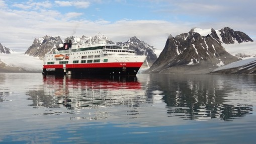 adventure on Hurtigruten