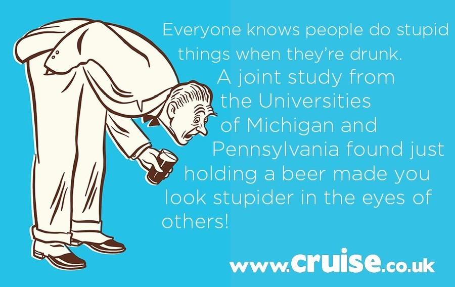 Beer makes you stupid - dinner table debates