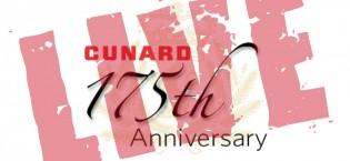 Cunard 175 live