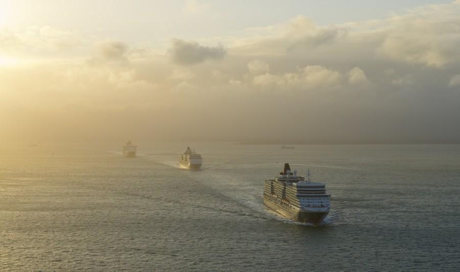 Cunard 175 anniversary