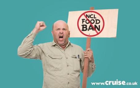 NCL reverse food ban