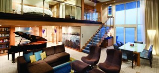 Royal Caribbean Loft Suite