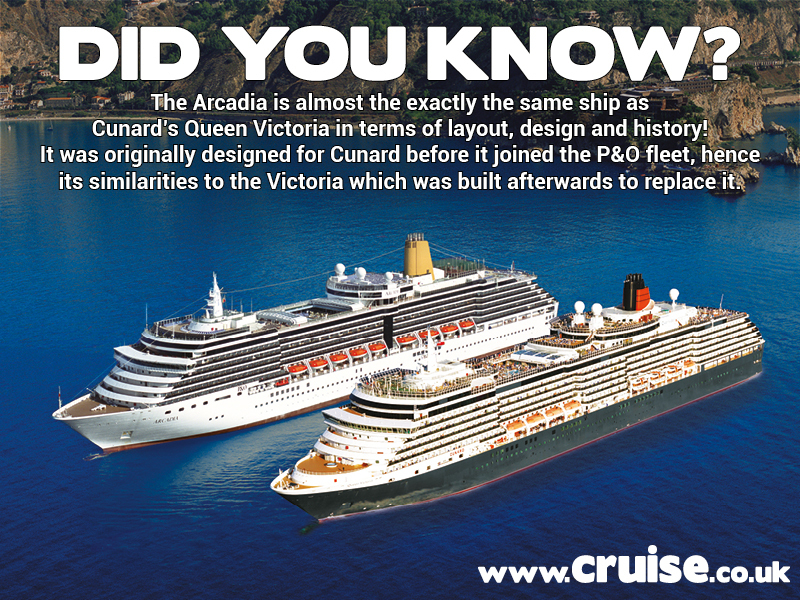 Arcadia vs Victoria