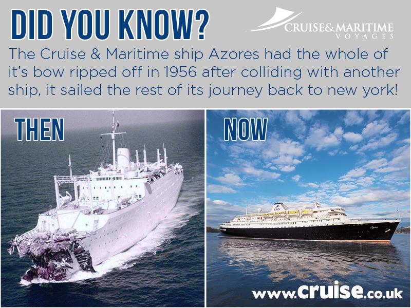 Cruise and MAratime