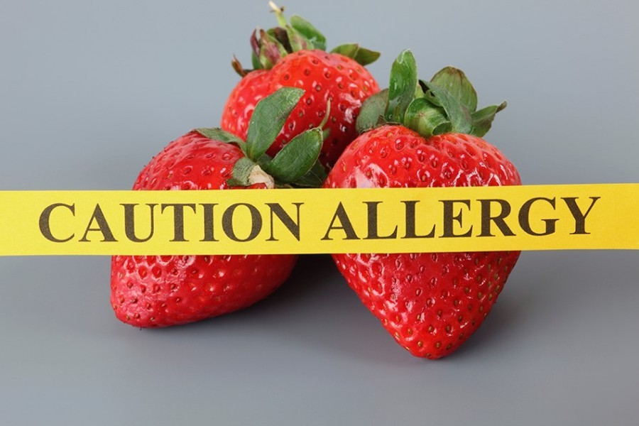 fruit allergy