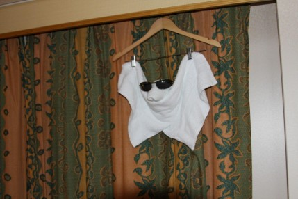 bat towel animal