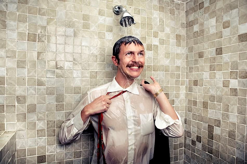 Split shampoo