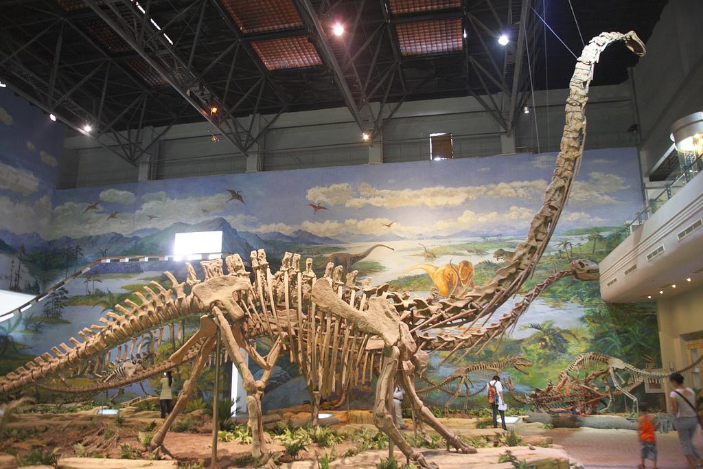 Zigong dinosaurs