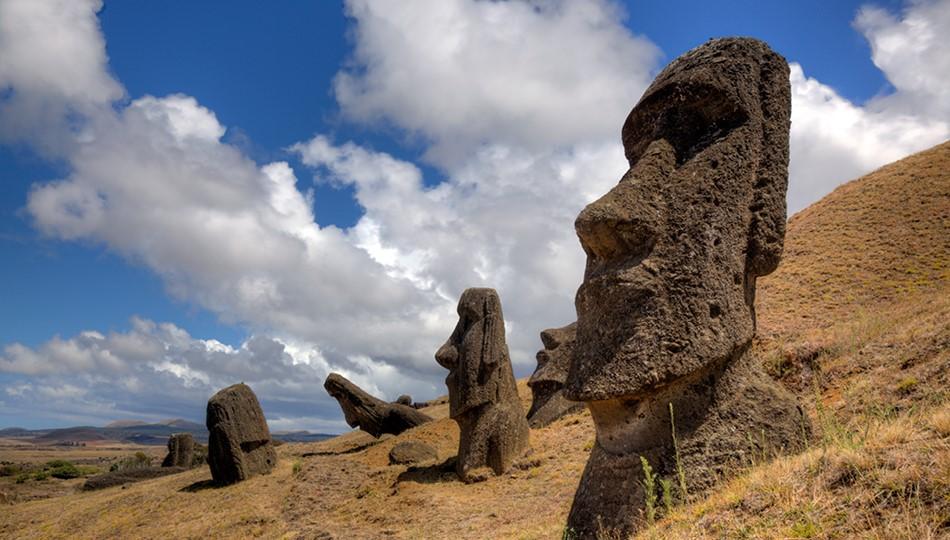 Easter Island Heads
