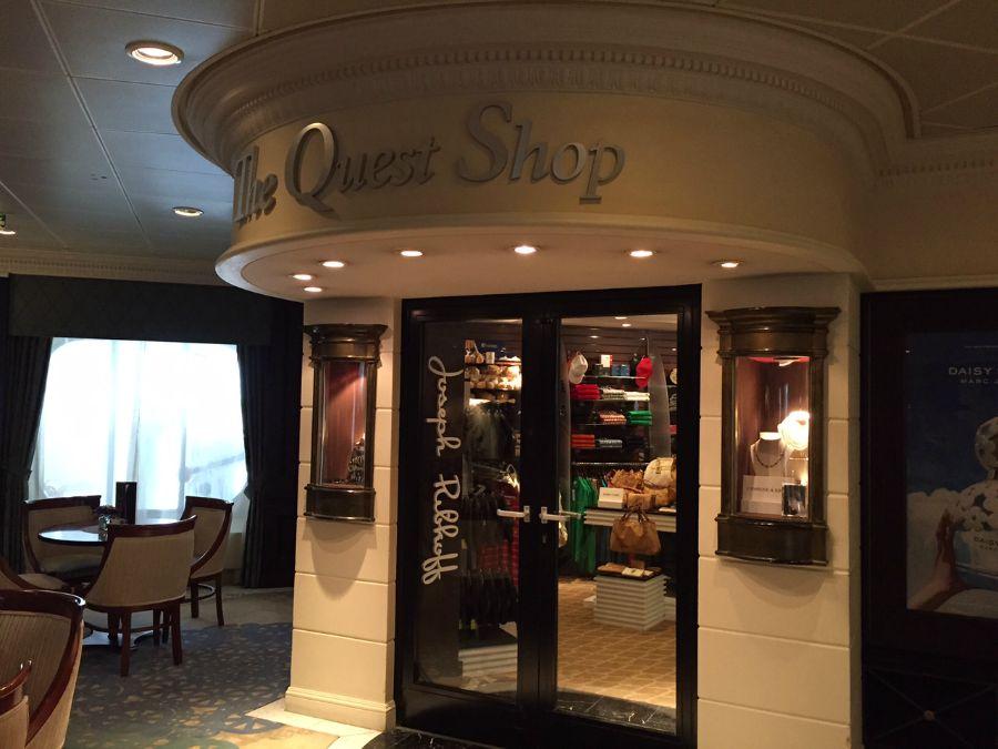 azamara quest shop