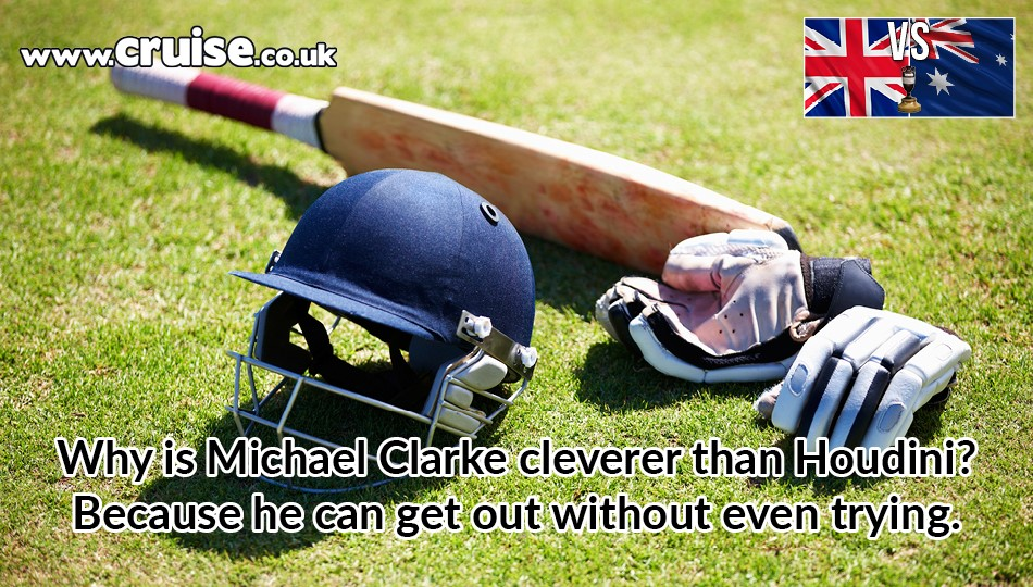 Michael Clarke cricket