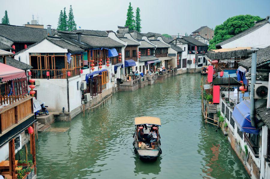 Shanghai's venice