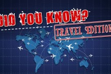Did You Know?: Travel Edition