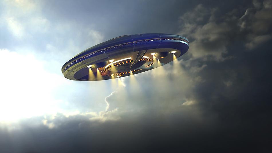 UFO landing pad